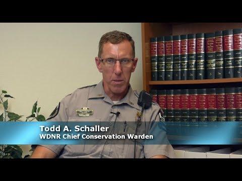 Todd Schaller, WDNR Chief Conservation Warden