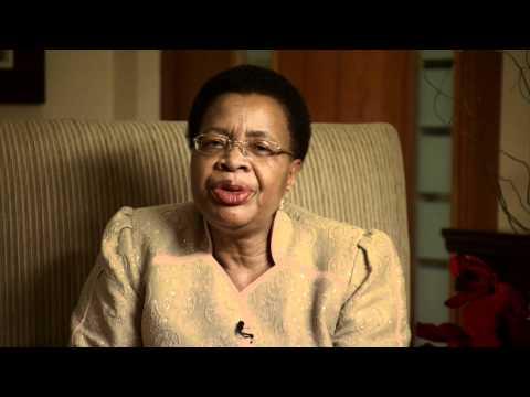 Graca Machel on Education for All