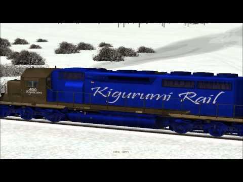 Kigurumi Rail Logistics