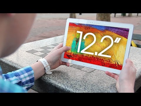 Samsung Galaxy Note Pro 12.2: Unboxing & Review