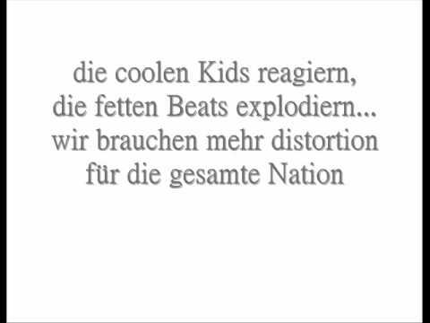 Sportfreunde Stiller - Ich Roque! (Lyrics)