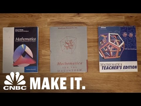How Steve Jobs' Friend Changed The World Of Math | Money Lab | CNBC Make It.