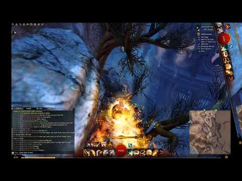 Sanctum of Nabkha Mastery Point ► Guild Wars 2 Path of Fire Expansion