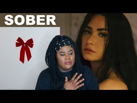 Demi Lovato - Sober REACTION