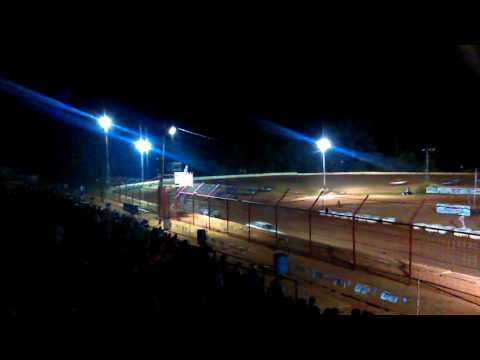Flomaton Speedway 4th of July Shootout - Stinger feature (start)