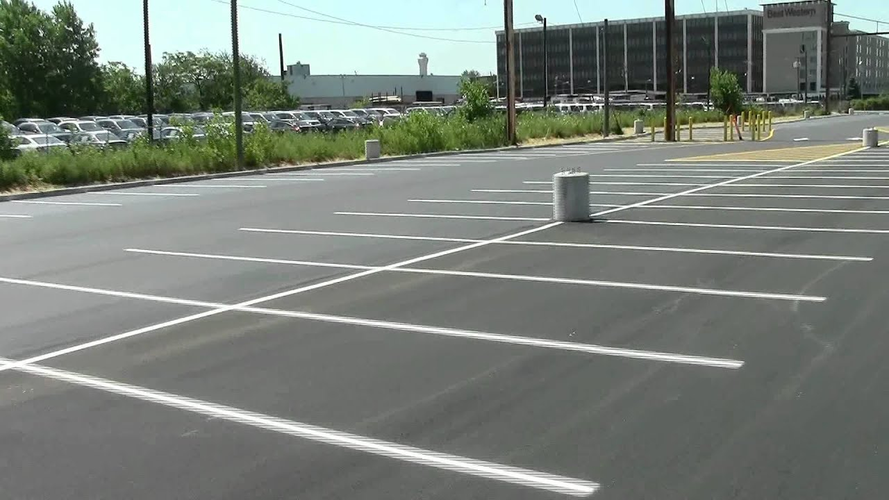 Line Striping Parking Lot Striping Roadway Striping