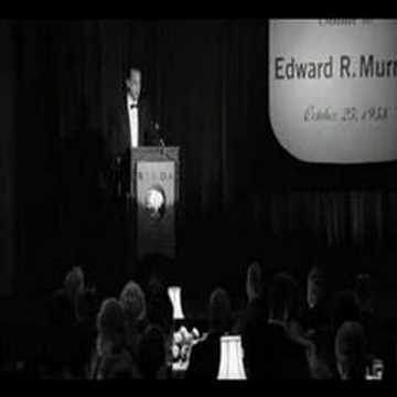 Complete Murrow Speech From Good Night, and Good Luck