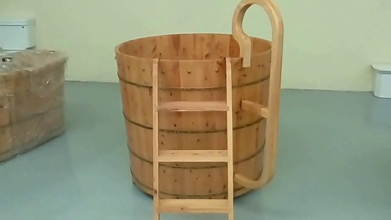 Ba os antiguos ba era de madera de cedro modelo tianjin for Modelos de barcitos hecho en madera