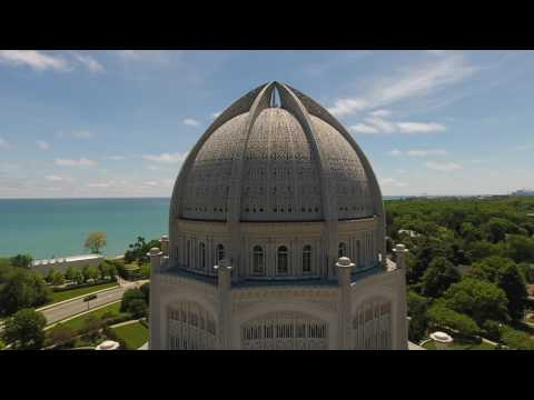 Bahai Temple Dome