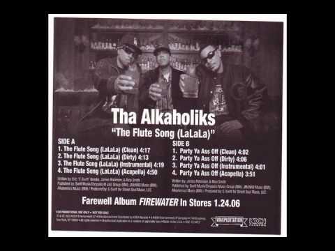 Tha Alkaholiks - Party Ya Ass Off (Acapella)