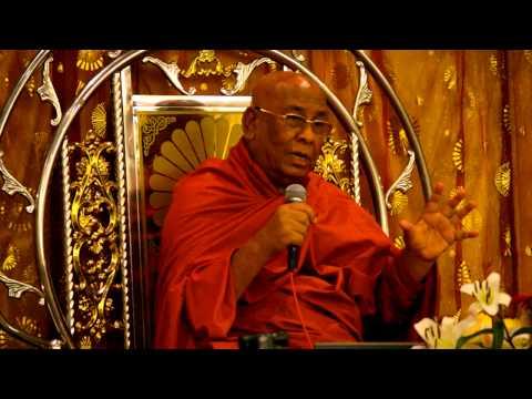 Thitagu Sayadaw - Dhamma Talk