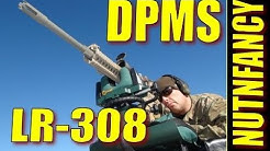 """DPMS LR:308: Value Heavy Hitter"" by Nutnfancy"