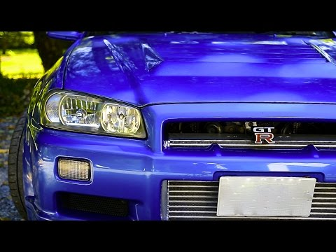 800+ HP Skyline R34 GTR | Landed in America