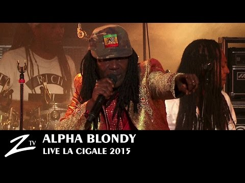 Alpha Blondy - Rainbow in the Sky & Hope - LIVE HD
