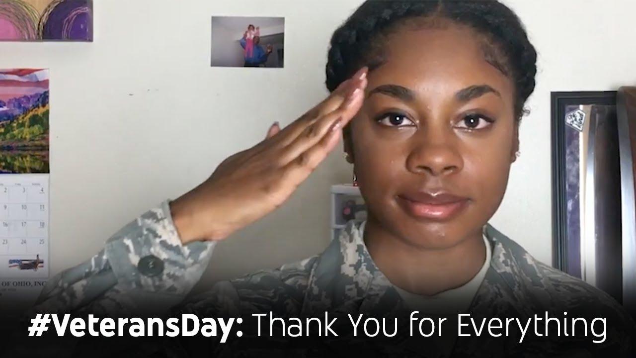 VeteransDay Celebrating Veterans Voices