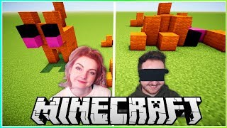 Blindfolded Building Challenge with LDShadowlady