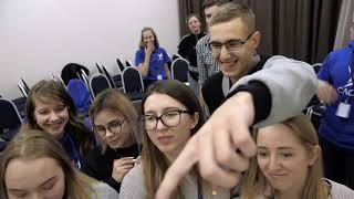 Итоговое видео о прошедшем слёте лидеров студенческих клубов Москвы