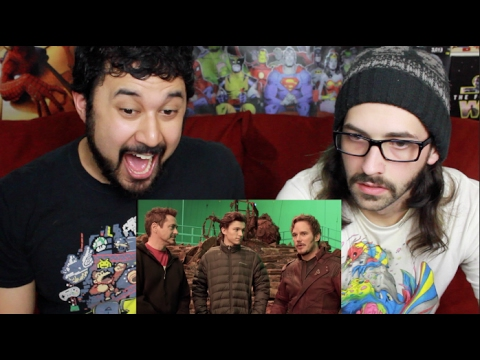 AVENGERS: INFINITY WAR FIRST LOOK REACTION & DISCUSSION!!!