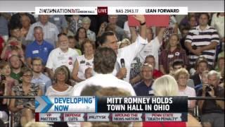 Mitt Romney says entrepreneurs need government to start their businesses
