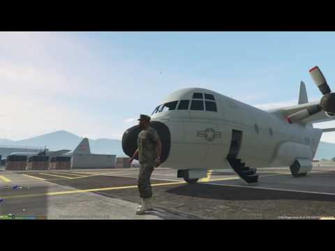 GTA 5 PC MODS ARY MARINES PATROL