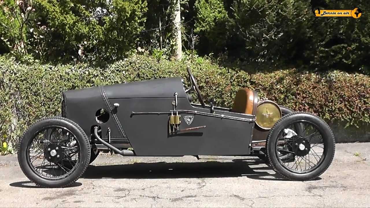 Demarcay von 1922 mit Anzani Motor 1000 ccm Rennwagen ...