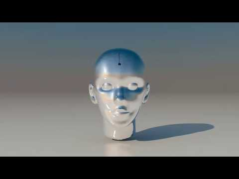 20171120 chain ball hit steel woman head