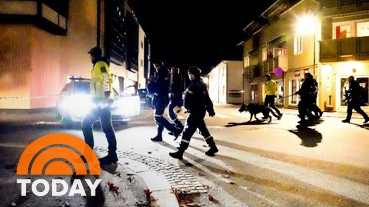 Download Bow-And-Arrow Attack Kills 5 In Norway