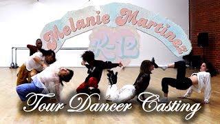ميلاني مارتينيز الممرضات مكتب   K-12 جولة راقصة الصب   براين فريدمان الكوريغرافيا