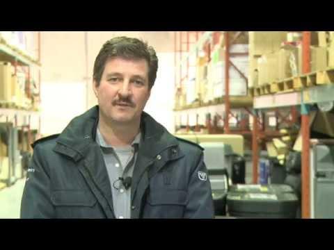 Loading Dock Safety | Sécurité des plateformes de chargement