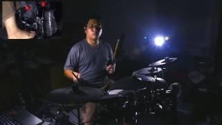 Dewa - Pangeran Cinta (drum cover)