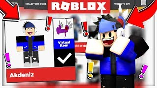 ROBLOX MAKE YOUR OWN SPECIAL TOY FOR FREE !! (TOY CODE)