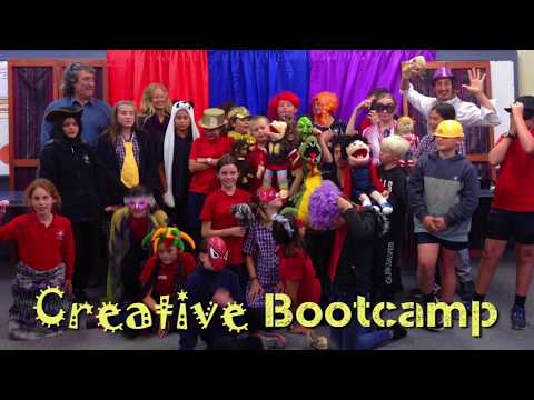 Creative Bootcamp 2017 CreativeMovement