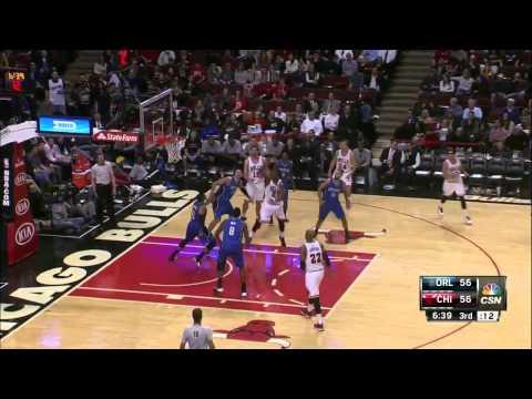 Orlando Magic vs Chicago Bulls | November 4, 2014 | NBA 2014-15 Season