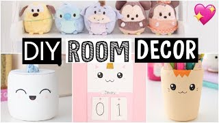 MOST AMAZING DIY Room Decor & Organization For 2018 - EASY & INEXPENSIVE Ideas!