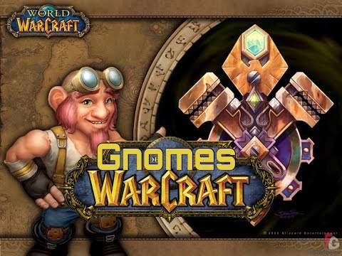 Gnomes Of Warcraft EPISODE 1 - Quest For The City Part 1 (World of Warcraft)