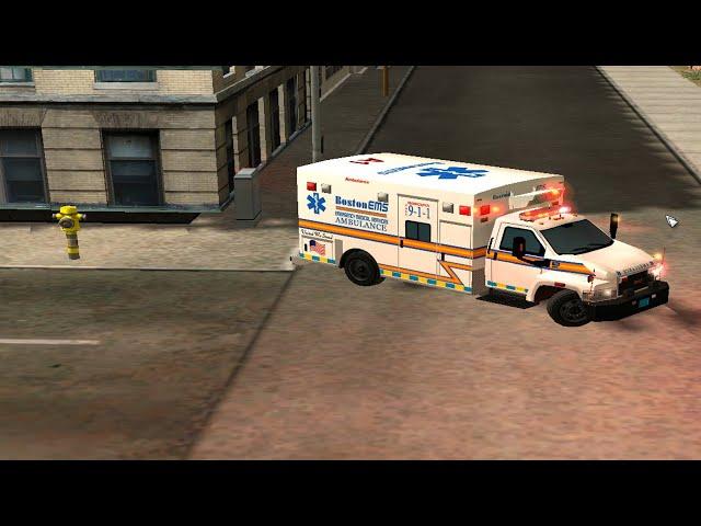 Emergency 4 Boston Remastered