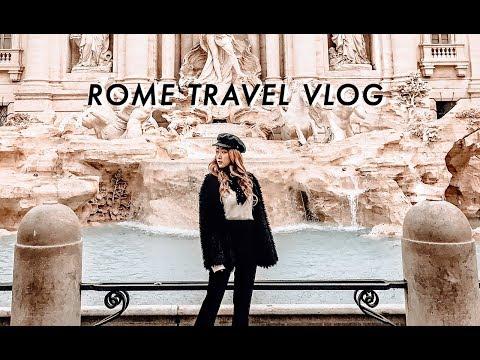 ROME, ITALY TRAVEL VLOG | 2017