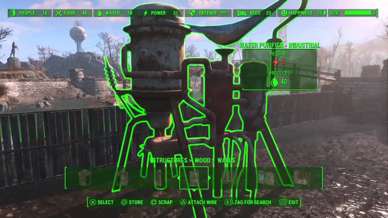 Fix Fallout  Building