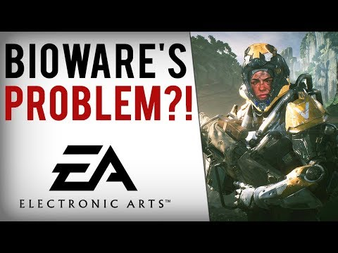 BioWare's Big Problem | Why Gamers Are Nervous For Anthem & The Future...