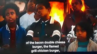 Burn Down Burger King!!🌋🍔