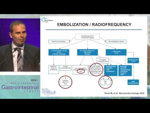 Developing a therapeutic algorithm in small bowel NETs