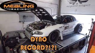 4G63 Dyno with FP3582HTA at Four Function Autosport Kelowna - Huge Improvement!