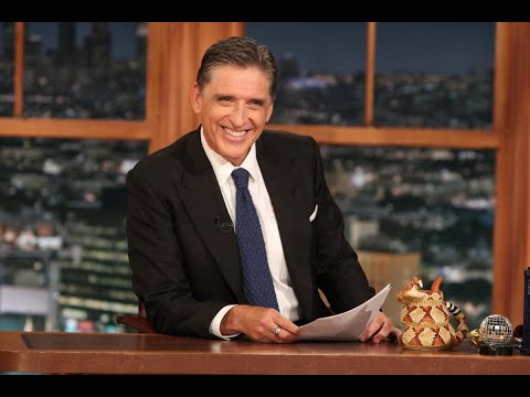 Things You Will Never See On The Late Late Show With Craig Ferguson