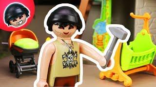 KARLCHEN KNACK #91 - Karlchen baut ein Kinderzimmer! - Playmobil Polizei Film