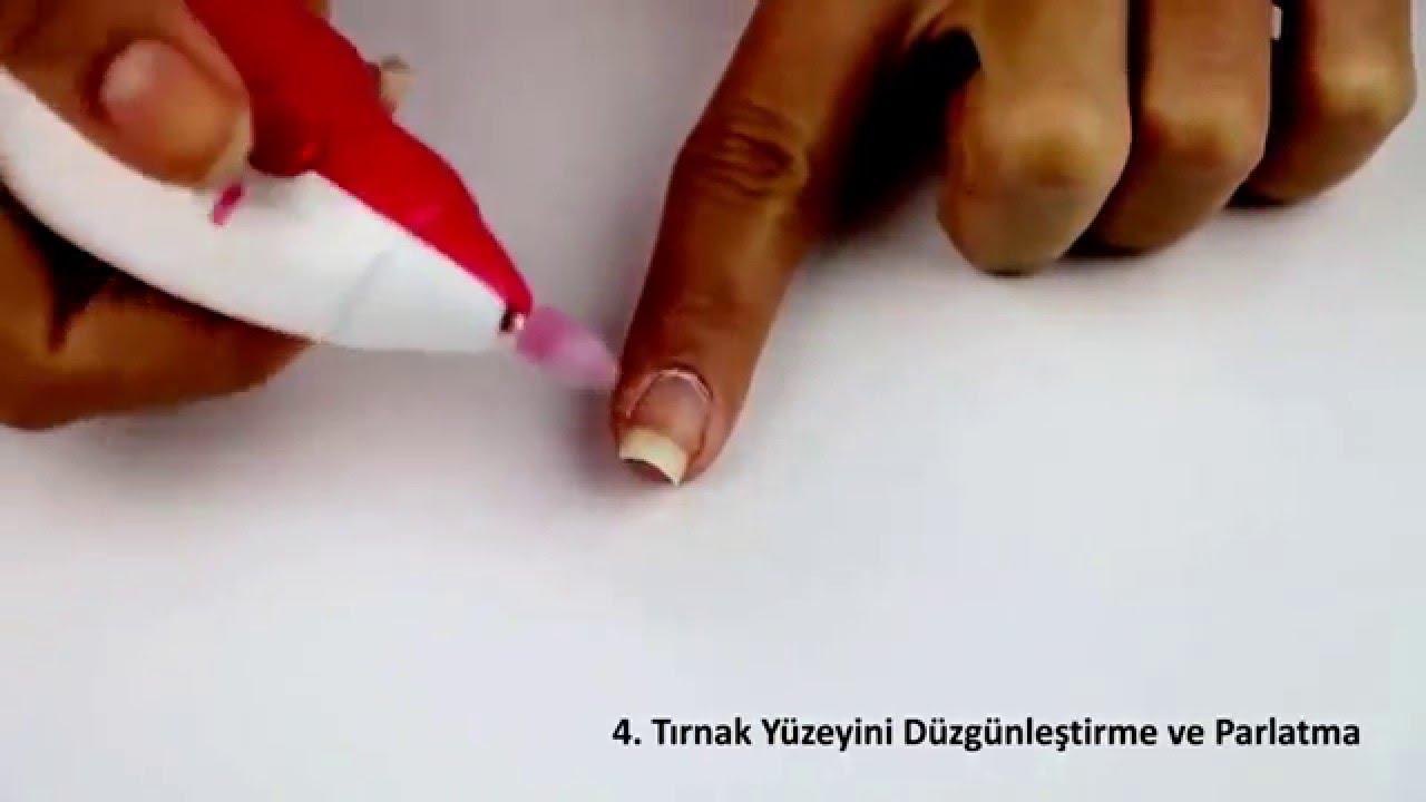 Tırnak nasıl çizilir: ideal bir manikür sırları