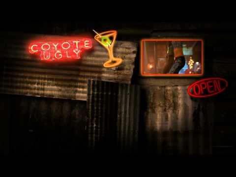 Coyote Ugly (2000) - Blu-ray menu