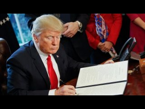Alan Dershowitz on immigration ban: Trump has to write a new order