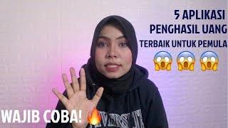 Download lagu 5 APLIKASI PENGHASIL UANG TERBAIK 2019 PEMULA WAJIB COBA BIAR PROFIT!