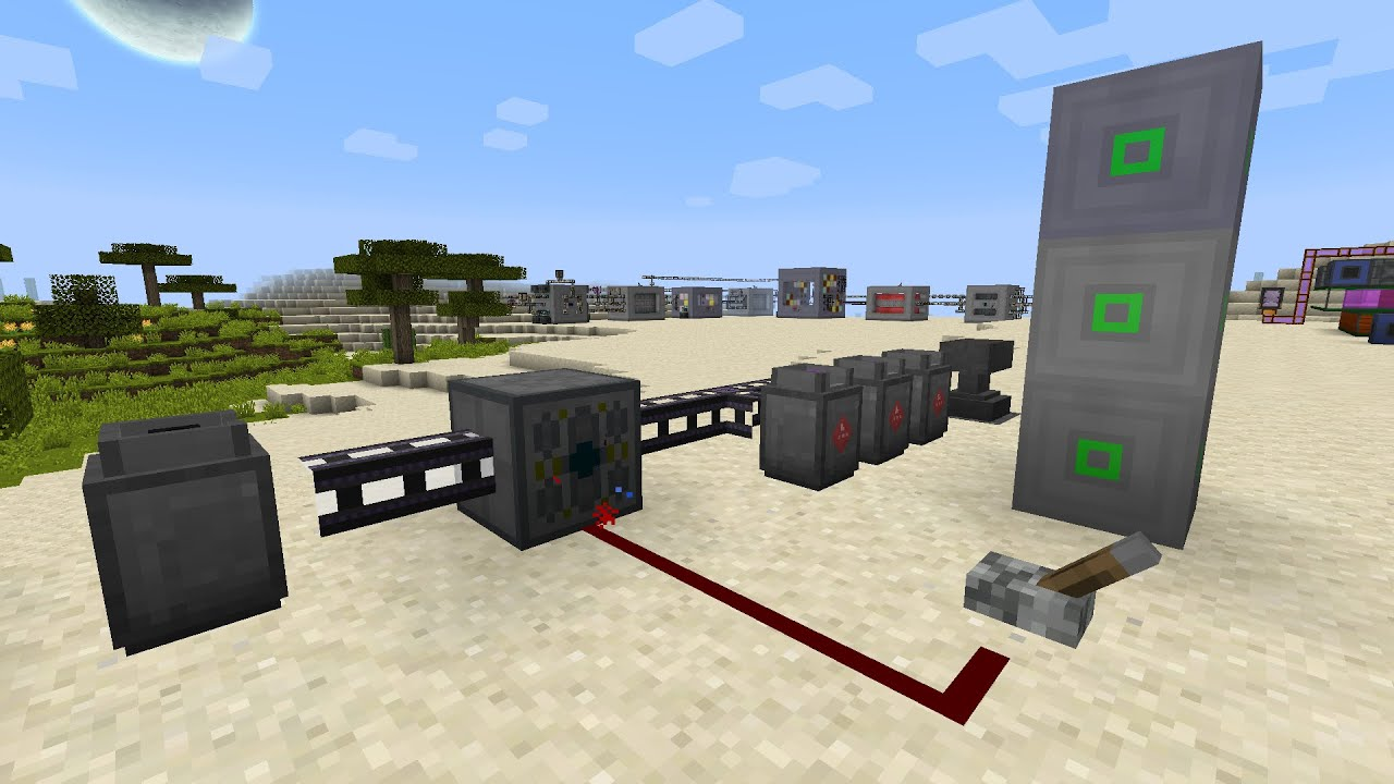 Redstone Control, Multiblock OC Support and More (2 15 to 2 15b)
