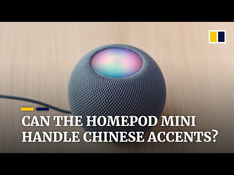 HomePod mini: Can Apple's smart speaker handle Chinese accents and dialects?